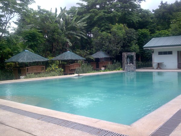 The Swimming Pool :)