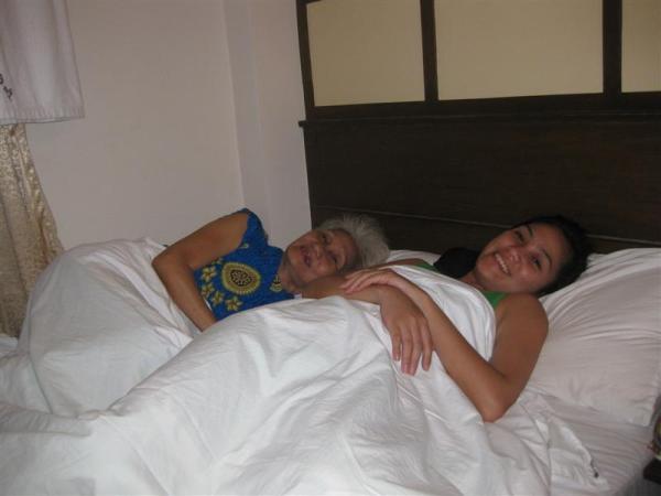 Sleeping time...