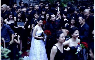 The Black Wedding (Jay and Sarah)