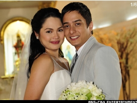 The Secret Wedding (Ryan and Judy Ann)