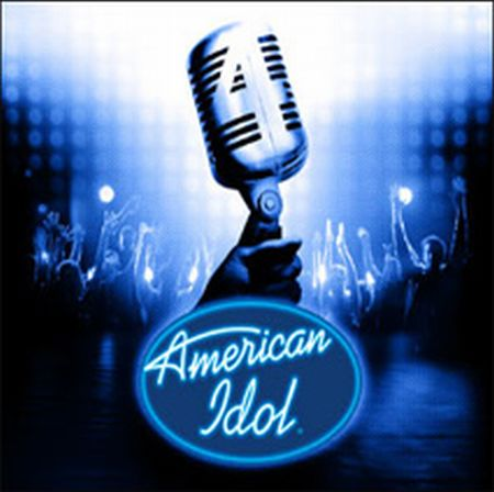 american idol logo 2009. My heart is yours alone. LOL)